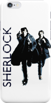 Sherlock Holmes and Doctor Watson! by Margaret Wickless