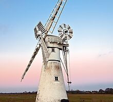Thurne Mill  by Gary Rayner