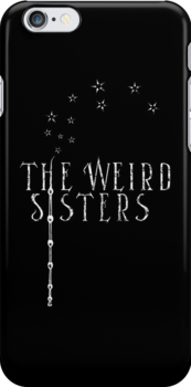 The Weird Sisters by flyingpantaloon