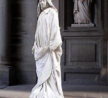 The Draped Man Of The Uffizi by Fara