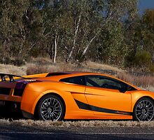 Lamborghini Superleggera by Jan Glovac Photography