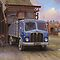 Mike Jeffries British lorries. by Mike Jeffries