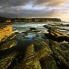 """Cliff to Cliff"" ∞ Little Bay, NSW - Australia by Jason Asher"