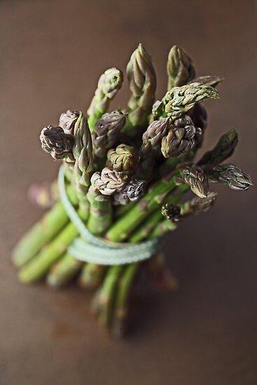 Asparagus by Jeanne Horak-Druiff