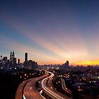 Lifelines of a Great City - Kuala Lumpur, Malaysia by Ming Jun Tan