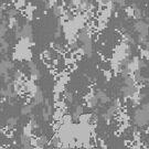 Tactical Modern Military digital camo 3 by Shobrick