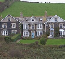 B & B in Port Isaac by Keith Larby