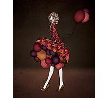 Le Ballon Photographic Print