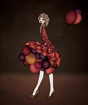 Le Ballon by annabours