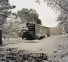 Boxcar Snow by Zi-O