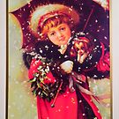 Vintage Season's Greetings by ©The Creative  Minds