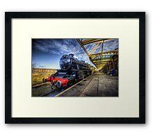 45305 Framed Print