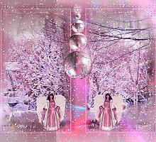 Pastel Christmas by Greta  McLaughlin