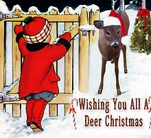 ✿◕‿◕✿  ❀◕‿◕❀ Come A Little Bit Closer My Deer ✿◕‿◕✿  ❀◕‿◕❀ by ✿✿ Bonita ✿✿ ђєℓℓσ