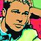 BRAD PITT (POP-ART) by OTIS PORRITT