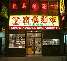 King's Noodle by Gary Chapple