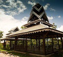Temple, Pai by Deanne Dwight