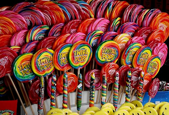 Lolly Pops by waxyfrog
