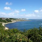 Swanage is somewhere over there by kostolany244