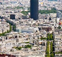 Paris Montparnasse by Bosniak