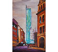 Manchester Beetham Tower Photographic Print
