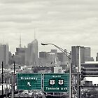 Heading Into The City by JLPPhotos