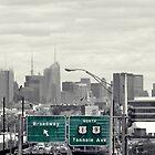 Heading Into The City by JLPPhotos