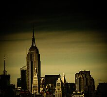 Empire State Buliding by szymonliveson