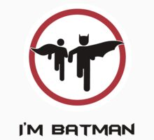 I'm Batman... by StuFranks