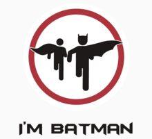 I'm Batman... by StuFranks