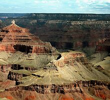 Grand Canyon South Rim by Ray Chiarello