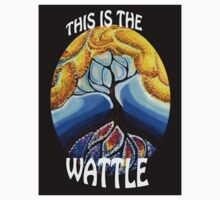 This is the Wattle. by HelenD