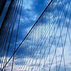 Brooklyn Bridge by Joanne Piechota
