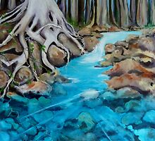 Nature's Hold by Cathy Gilday