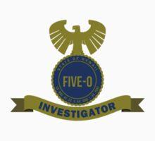 Hawaii Five-0 Investigator Kids Clothes