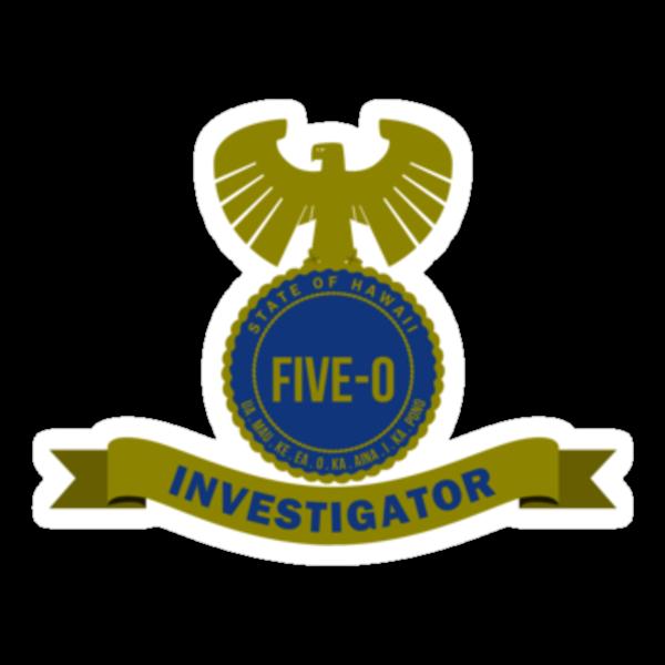 Hawaii Five-0 Investigator by Muta