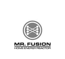 Mr. Fusion iPhone Case by peabody00