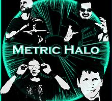 Metric Halo by billygrk1982