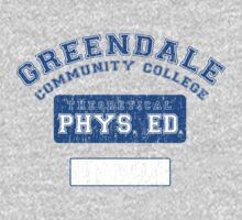 Greendale Theoretical Phys. Ed.  by Tom  Ledin