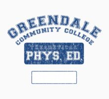 Greendale Theoretical Phys. Ed.  Kids Clothes