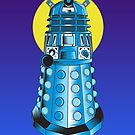 Dalek by Steve Harvey