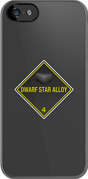Hazardous: Dwarf Star Alloy by glyphobet