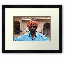 People of India Framed Print