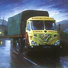 Foden S39 artic. by Mike Jeffries