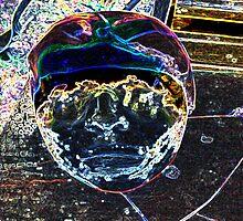 psychedelic head by havok777