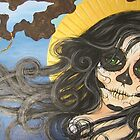 Day of the Dead by ZimmerArt