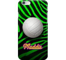 Volleyball Zebra - iPhone Case iPhone Case/Skin
