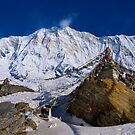 The Roof of the World - images from the Nepalese Himalaya by Mark Salkeld