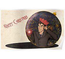 Doctor Who Christmas Poster