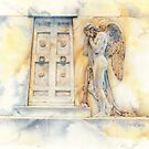 Angel at the Gate by Forestedge